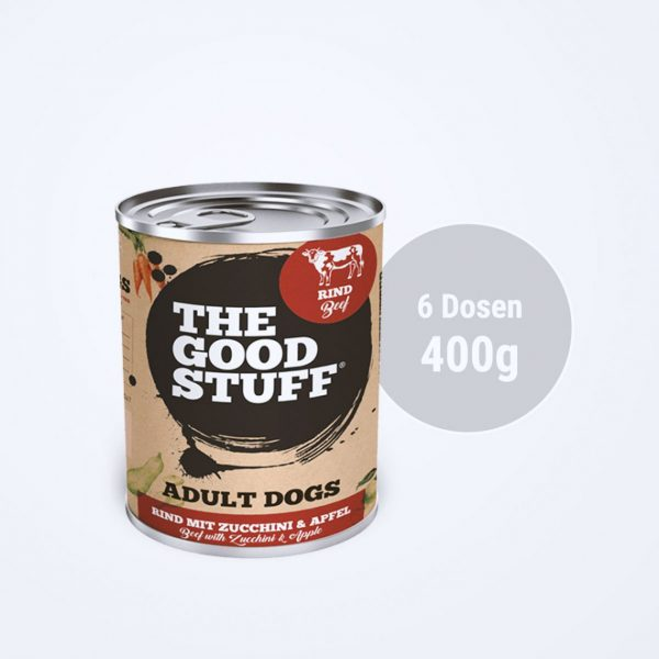 The Good Stuff - Beef & Zucchini (Adult)