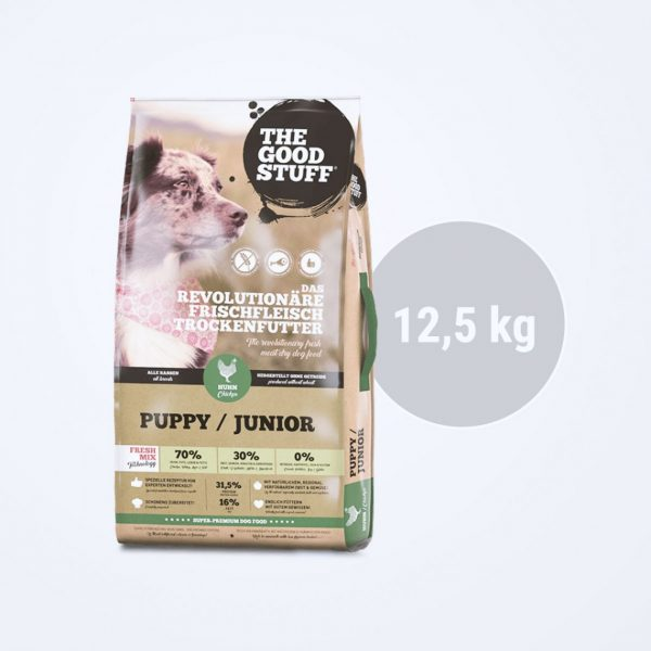 The Good Stuff - Chicken Puppy 12,5kg