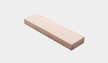 Fährtengegenstand Holz (Erle)