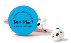 Top-Matic Fun Ball blau