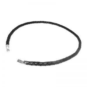 Leder-Halskette