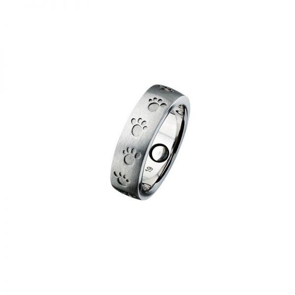 Ring- Pfote