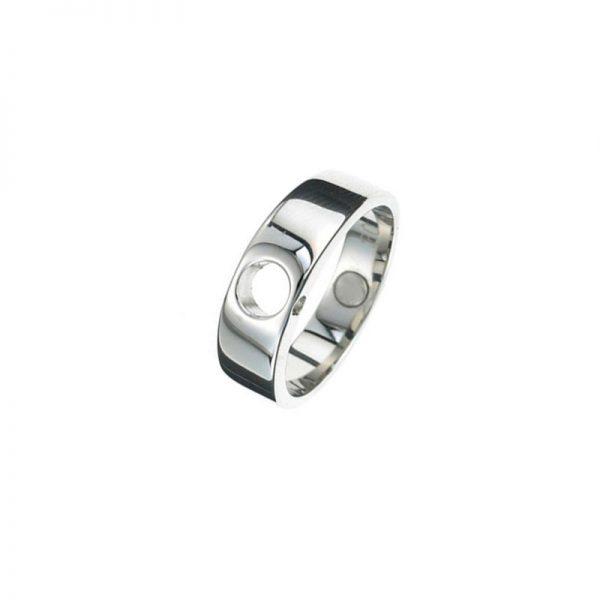 Ring - Edelstahl - Glänzend