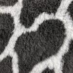 schwarz/grau Muster