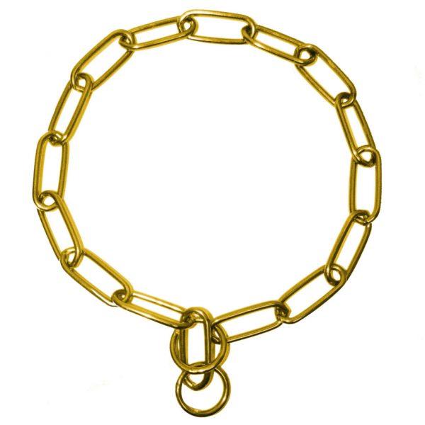 Kettenhalsband Gold