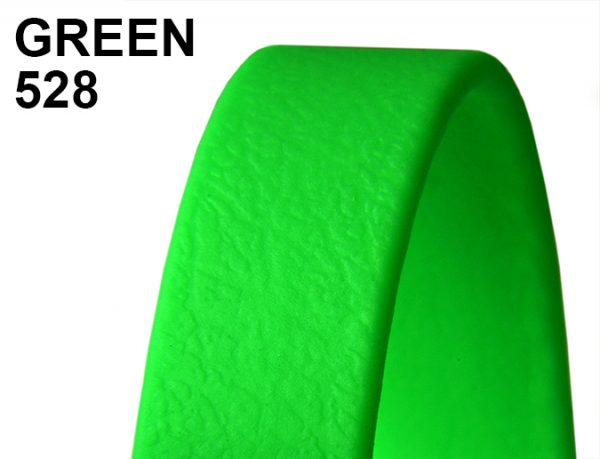 Beta BioThane® Neongrün - Meterware