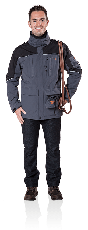3 in 1 Hundesport Outdoor Jacke - MAX - Herren