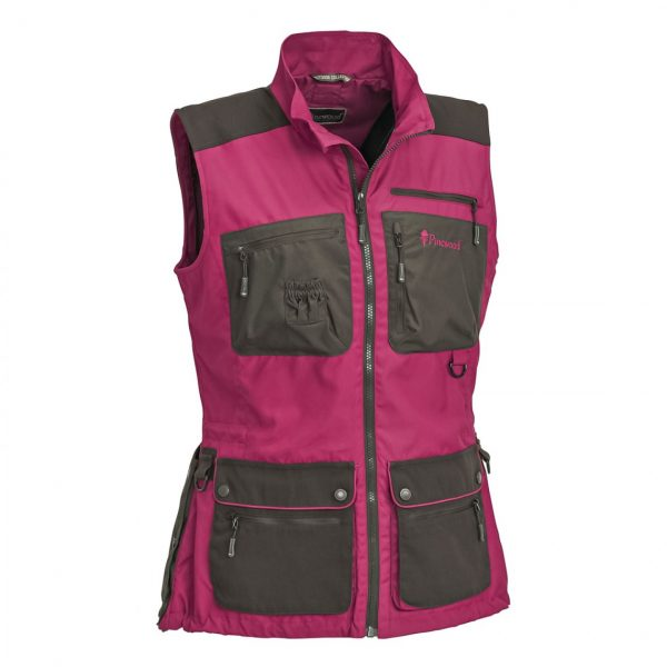 PINEWOOD® New Dog Sports Weste für Damen